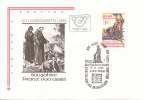 """AUSTRIA 1734 """"Landesausstellung - 800 Jahre Franz Von Assisi"""" Sonderstempel-FDC - FDC"""