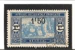 MARCHE INDIGENE Surchargés  Avec Nouvelle Valeur  N° 98   Oblitéré - Used Stamps