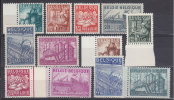 Nr 761/772 **, Cote = 73 € (X04277) - Belgique