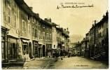 12 - 3799 - Savoie - MONTMELIAN :  LA GRAND´RUE ,  HOPITAL à Droite .. - Montmelian