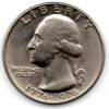 STATI UNITI QUARTER DOLLAR 1976 - Emissioni Federali