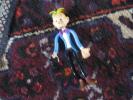 FANTASIO FRANQUIN Quick Spirou Publicité Pub Rare Dupuis Marsu 1998 Marsupilami - Advertisement