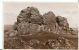 Devon - Haytor Rocks, Dartmoor - Real Photograph  SL15 - Autres