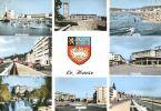 N° 16314 -cpsm Le Havre -multivues- - Le Havre