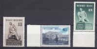 Nr 860/862 **, Cote = 68 € (X06185) - Belgique