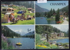 Champex - Lac 1466 M - Multivues ; Grand Format 10 / 15 (7410) - VS Wallis
