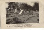 FRIESEN UN COIN DU CIMETIERE LES TOMBES DES SOLDATS FRANCAIS MORTS AU CHAMP D HONNEUR - France