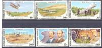 1978.  Togo, 75y Of Firt Flight, 6v, Mint/** - Togo (1960-...)