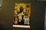 Spain 1102 The Apotheosis Of St Thomas Aquinas By Zuburan Maxi Card Day Of Issue Cancel 1962 A04s - Tarjetas Máxima