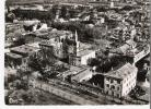 CONSTANTINE Algérie Vue Aérienne Sur La Mairie Et La Mosquée Véritable Photo - Constantine