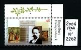 GERMANIA  Federale - DEUTSCHLAND -  2004 - 150° Nascita Di E. HUMPERDINCK - Nuovo -new - - Nuovi