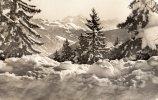 23742    Svizzera,  Montana-Vermala, 1500 M,  Le  Weisshorn, 4510 M,  VG  1963 - VS Valais