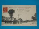 94) établissement Pénitentiaires De Fresnes - La Croix De Berny - Station De Paris-odéon - La Garde  - Année 1909 - Fresnes