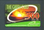 KENYA  -  Remote Phonecard As Scan - Kenya