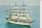 Segelschulschiff Gorch Fock 1700 T - Veleros