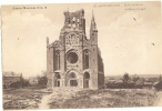 02-guerre 1914 1918 SAINT QUENTIN Eglise ST MARTIN  178 - Weltkrieg 1914-18
