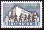 1960 Europäische Schule Luxemburg 5 Fr. Falzlos Michel 621 - Ongebruikt