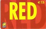 TARJETA DE FRANCIA DE IDT RED 7,5 EUROS   FECHA DE CADUCIDAD 08/10 - Frankrijk