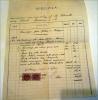 FISCALE 1929 50+50 CENTESIMI SU RICEVUTA   VERONA - Steuermarken