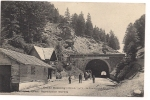 106  -  Col De Bussang  (Altitude 734 M)  Le Tunnel, Coté Français - Col De Bussang