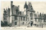 (18) BOURGES. Facade Du Palais Jacquues Coeur Ed. LL - Bourges