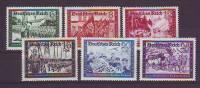 DR/ Österreich 1941, ANK 773- 778, Kameradschaftsblock, Falz * - 1918-1945 1. Republik