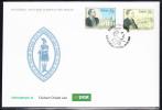 Ireland Scott #1803-1804 FDC Set Of 2 55c Patrick Pearse - FDC