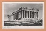 Grece Athene ( Le Panthenon The Parthenon) Real Photo  Carte - Grèce