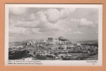 Grece Athene ( The Acropolis As Seen From The Philopappus ) Real Photo  Carte - Grèce