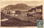 Thematiques Hautes Pyrenees Lourdes La Ville La Basilique Le Chateau Et Le Pic Du Jer - Lourdes