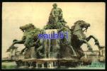 Lyon  -  Fontaine Bartholdi  - Chevaux   - Réf : 22726 - Lyon 1