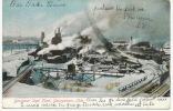 Bessamer Steel Plant , Youngstown Ohio P. Used 1010 Siderurgie Fabrique Acier - Etats-Unis