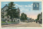 Ambler, Butler Avenue, Pennsylvania P. Used  Tram Tramway - Etats-Unis