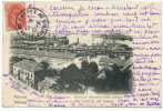 Odessa Das Centrum Des Hafens P. Used 1904 - Ukraine