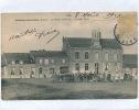 AULNOIS SOUS LAON - La Mairie Et L'École - Grande Place - France