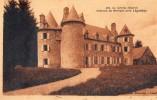 19 Château De Marèges Près LIGINIAC - Autres Communes