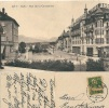 Bulle, Rue De La Condémine (act. Victor Tissot), Grand Hotel Moderne - FR Fribourg