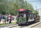 Tramways De BRUXELLES - 100ème Anniversaire Av Tervueren - Convoi Royal 830+1571+1600 Au MTUB - 31.05.1997 - Tram