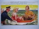 Illustrateur TAYLOR - How Far Can We Go For Half-a-crown, Boatman? - Jusqu´où Peut-on Aller Pour Cent Francs? - Taylor