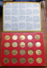 COMPLETE COLLECTION 20 MEDALS FLIGHT PIONEERS HISTORY - Other