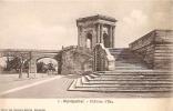 MONTPELLIER CHATEAU D'EAU REF 24782 - Châteaux D'eau & éoliennes