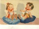 Carte Illustrateur  ??? - Enfants / Kinderen / Child - Kinder