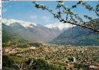 CP Albertville Vue Générale Plaine De Conflans Le Grand Mont 73 Savoie - Albertville