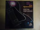 THE JOKERS THE SPOTNICKS - GUITAR EXPLOSION  VINYLE 33T - World Music