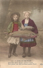 273 - 1° AVRIL EN BRETAGNE - DEUX BONS ENFANTS BRETONS ETC... ETC... - France