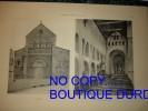 VIGNORY ( Haute-Marne  ) L´Église - La Façade - La Nef Et Le Choeur   ( 1 PLANCHE... ) - Architecture