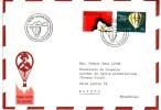 Lettre / Mozambique. Congrès Grands Barrages /Ballon / Esperanto /Affranchissement Correct / 1985 - Protection De L'environnement & Climat