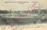 85. CUGAND .  MANUFACTURE DE PAPIERS D'ANTIERE . Vue Générale . - Unclassified