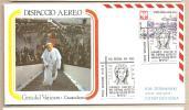 Vaticano - Busta Con Annullo Speciale: Viaggio Di S.S. Giovanni Paolo II In Polonia - 1983 - Viaggiata - Popes