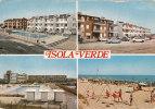 ^ ISOLA VERDE SOTTOMARINA VENEZIA RESIDENCE GIARDINO ISA SPIAGGIA Pieghetta Anni ´70 111 - Venezia (Venice)
